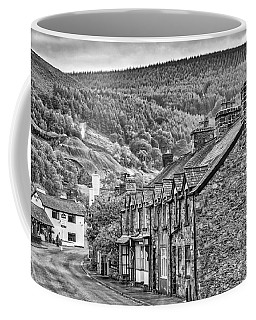 Sleepy Welsh Village Coffee Mug
