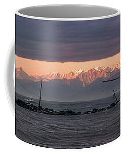 Slice Of Fire Coffee Mug