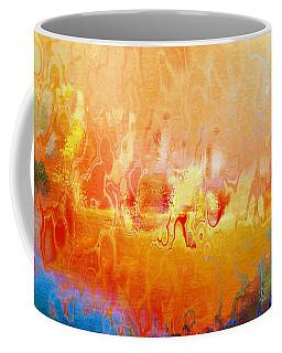 Slice Of Heaven Horizontal - Abstract Art Coffee Mug