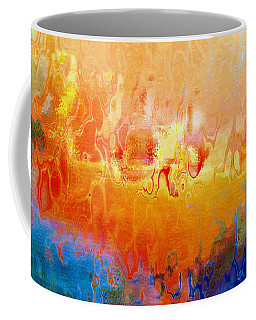 Slice Of Heaven Horizontal - Abstract Art Coffee Mug