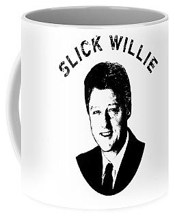 Slick Willie - Bill Clinton Coffee Mug