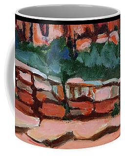 Slide Rock Park In Arizona Coffee Mug