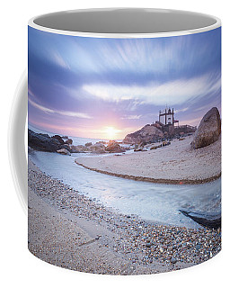 Coffee Mug featuring the photograph Sliding Into Time by Bruno Rosa