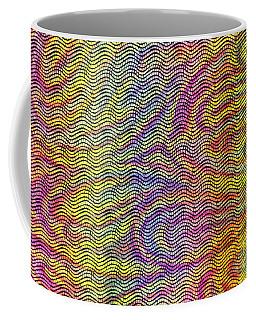 Coffee Mug featuring the photograph Slinky by Nareeta Martin