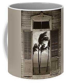 Slip Away To Paradise Coffee Mug by John Stephens