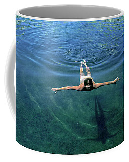 Slip Into Something Comfortable Coffee Mug
