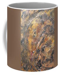 Slither Coffee Mug by Maria Watt