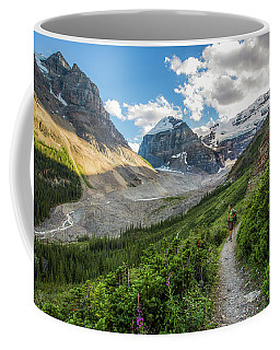 Sliver Of Light - Banff Coffee Mug
