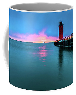 Sliver Of Sunrise Coffee Mug