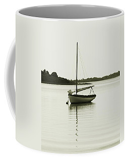 Sloop At Rest  Coffee Mug