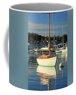 Sloop Reflections Coffee Mug