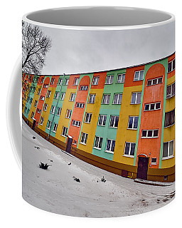 Slope Coffee Mug