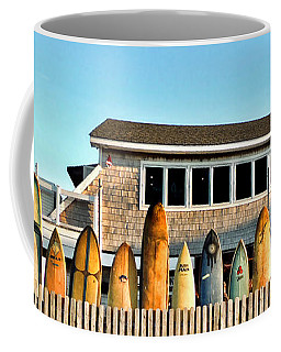 Sloppy Tuna Restaurant, Montauk Long Island Coffee Mug