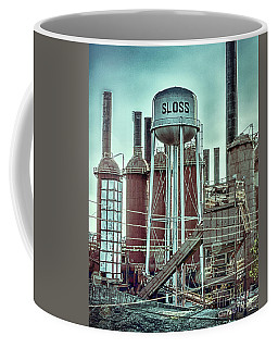 Sloss Furnaces Tower 3 Coffee Mug
