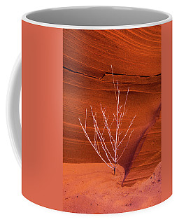 Slot Canyon Sentinel Coffee Mug