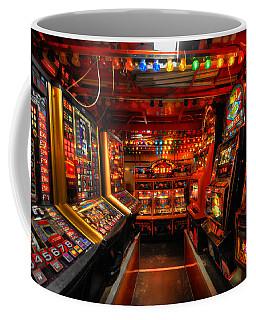Slot Machines Coffee Mug