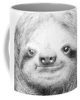 Sloth Coffee Mug