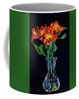Small Bouquet Of Flowers Coffee Mug