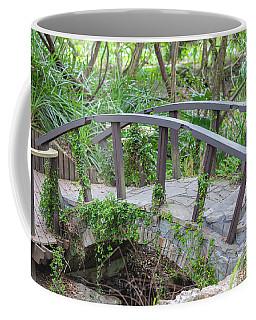 Small Brown Bridge Coffee Mug