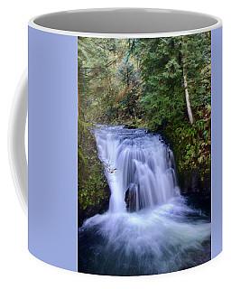 Small Cascade Coffee Mug
