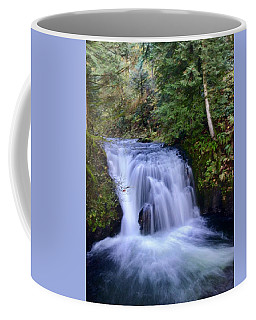 Small Cascade Coffee Mug