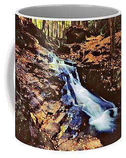 Small Falls 001 Coffee Mug by Scott McAllister