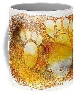Small Feet And Big Feet 14 Coffee Mug