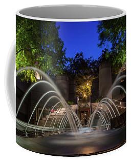 Small Fountain Coffee Mug