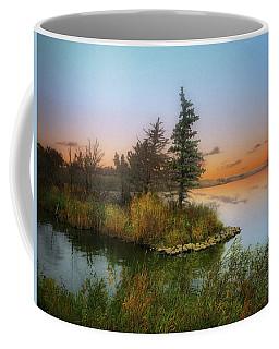 Small Island Coffee Mug
