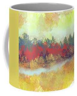 Small Spring Coffee Mug by Jessica Wright