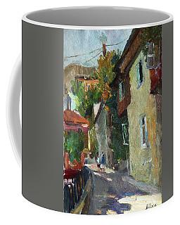 Small Streets Of Gurzuf Coffee Mug