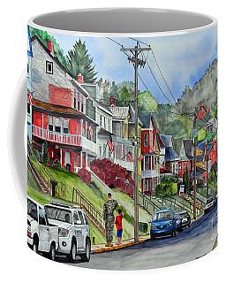 Small Town, America Coffee Mug