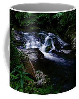 Small Waterfall  Coffee Mug by Elijah Knight