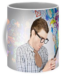 Smartphone Apps Coffee Mug