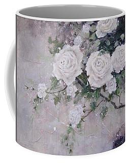 Smell The Roses  Coffee Mug