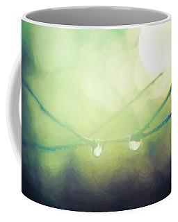 Smile, A New Day Coffee Mug