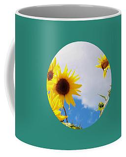 Smile Down On Me Coffee Mug