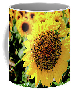 Coffee Mug featuring the photograph Smile by Greg Fortier