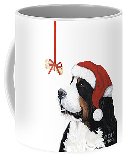 Smile Its Christmas Coffee Mug