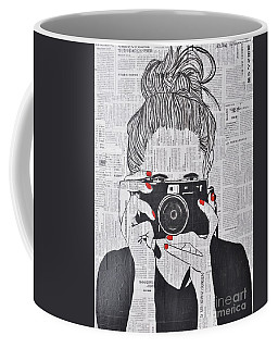 Smile Twice Coffee Mug