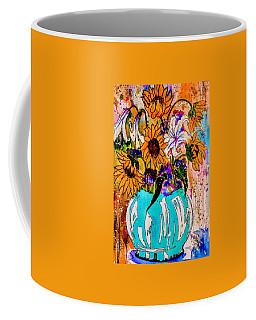 Smile  Two Coffee Mug