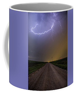 Coffee Mug featuring the photograph Smiley  by Aaron J Groen