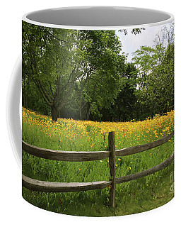 Smiling Faces Coffee Mug