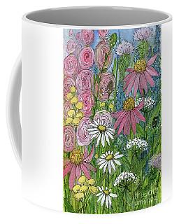 Smiling Flowers Coffee Mug