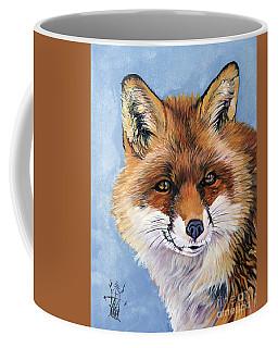 Smiling Fox Coffee Mug
