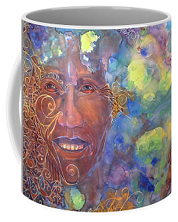 Smiling Muse No. 1 Coffee Mug