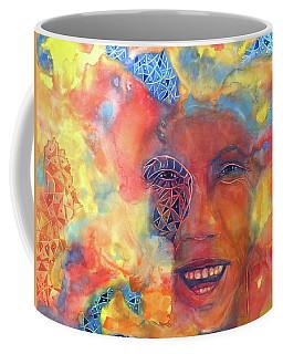 Smiling Muse No. 2 Coffee Mug
