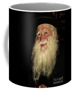 Smiling Picture Of Rabbi Yehuda Zev Segal Coffee Mug