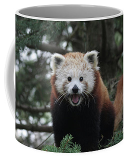 Smiling Red Panda #2 Coffee Mug