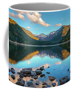 Coffee Mug featuring the photograph Smith And Morehouse by Spencer Baugh